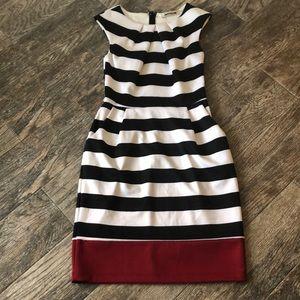 Mystic cap sleeve dress